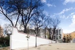 Edificio Escuela de Arte Algeciras. Foto: LSM, 2017.