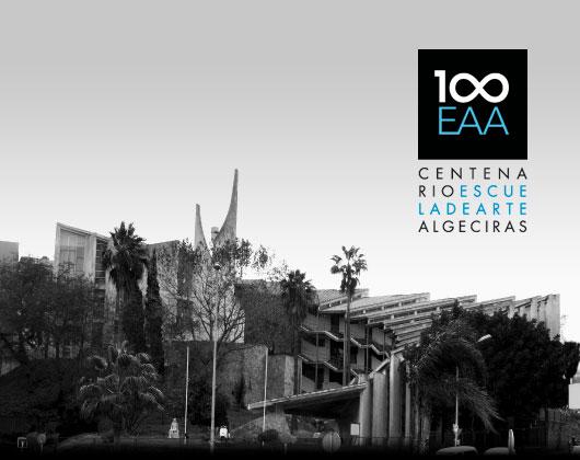 Imagen gráfica para el Centenario de la Escuela