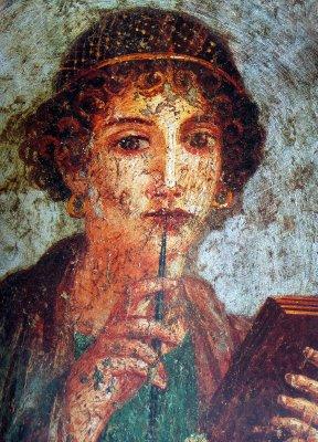 La filósofa Hipatia