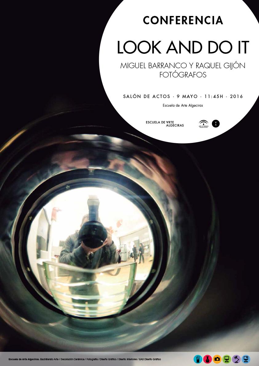 Conferencia de los fot grafos miguel barranco y raquel gij n escuela de arte de algeciras - Fotografos gijon ...