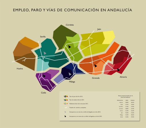 Francisco Padilla Domínguez. Infografía, 2014.
