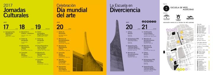 JORNADAS ESCUELA DE ARTE 2017